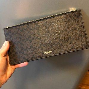 Coach envelope bag